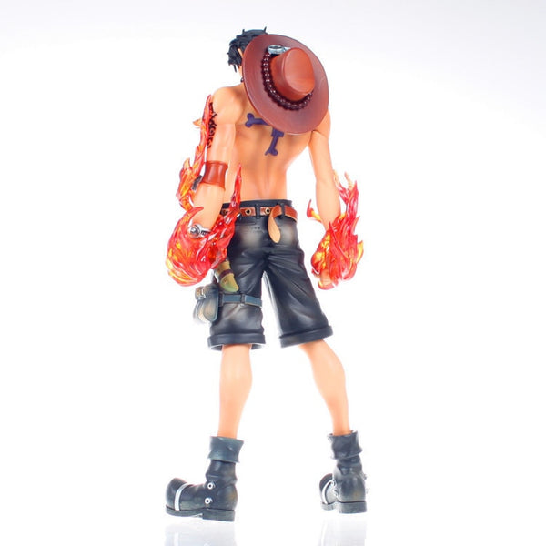 Portgas D Ace - One Piece Action Figure - Anime Printed