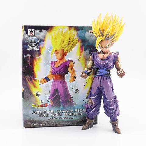Gohan SSJ2 - Dragon Ball Action Figure - Anime Printed