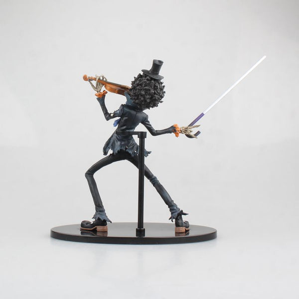 Soul King Brook - One Piece Action Figure - Anime Printed