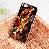 Luffy x Ace x Sabo - One Piece iPhone Case - Anime Printed