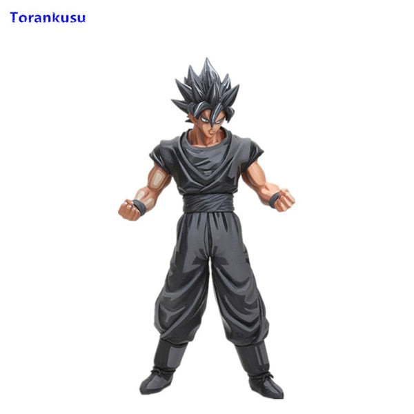 Goku Dark Version - Dragon Ball Action Figure - Anime Printed