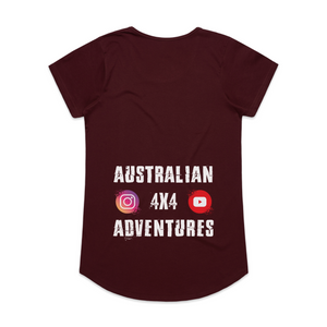 Australian 4x4 Adventures - Tshirt - Dirty As Clothing