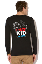 Phat Kid Off-road - Longsleeve - Dirty As Clothing