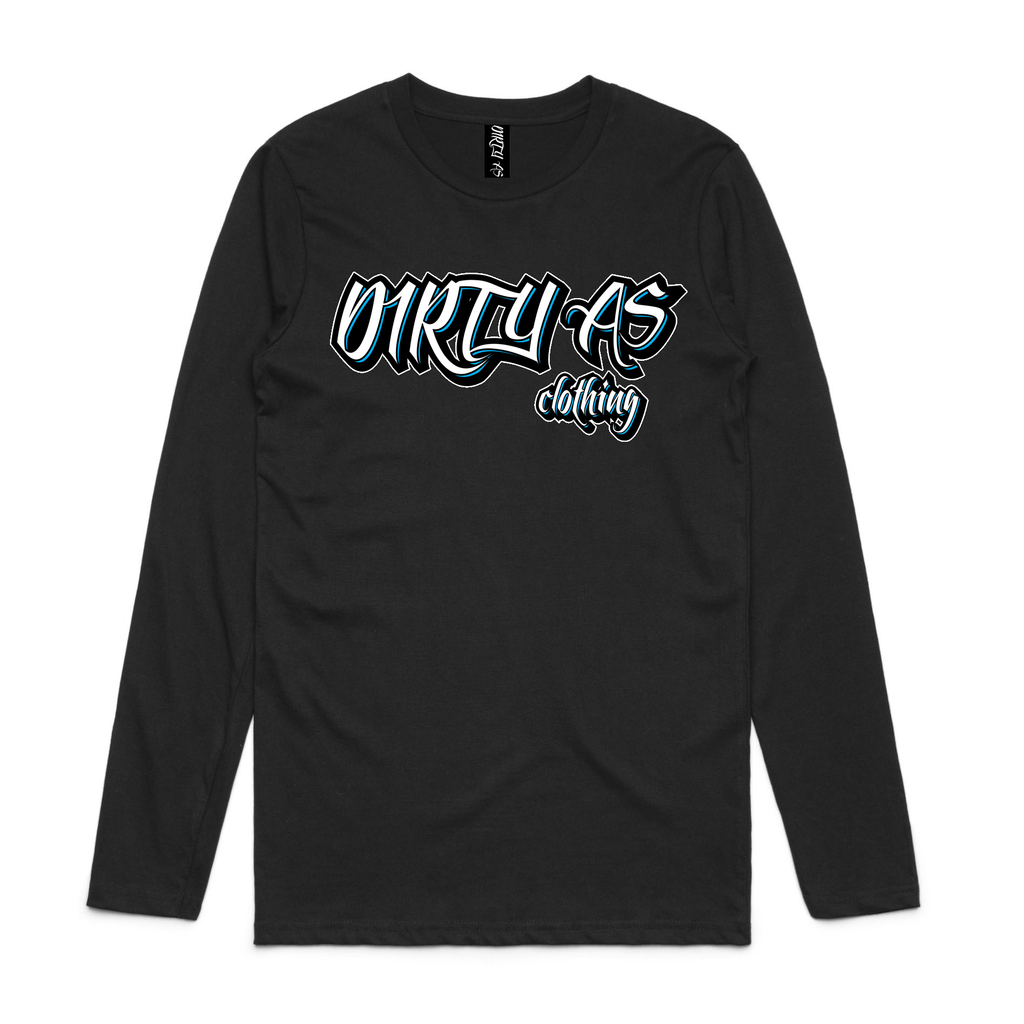 Dirty As Typo - Long Sleeve - Dirty As Clothing