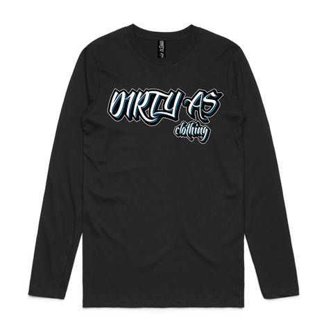 Dirty As Typo - Long Sleeve