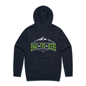 Swag Fire Beers - Hoodie - Dirty As Clothing