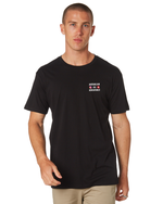 Australian 4x4 Adventures - Tee - Black - Dirty As Clothing