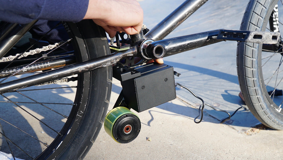 Installing your Pulse E-Bike Kit