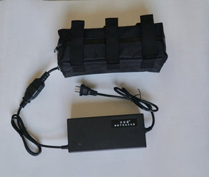 Spare Battery & Bag for Pulse PLUS 7.8 AH - 48V