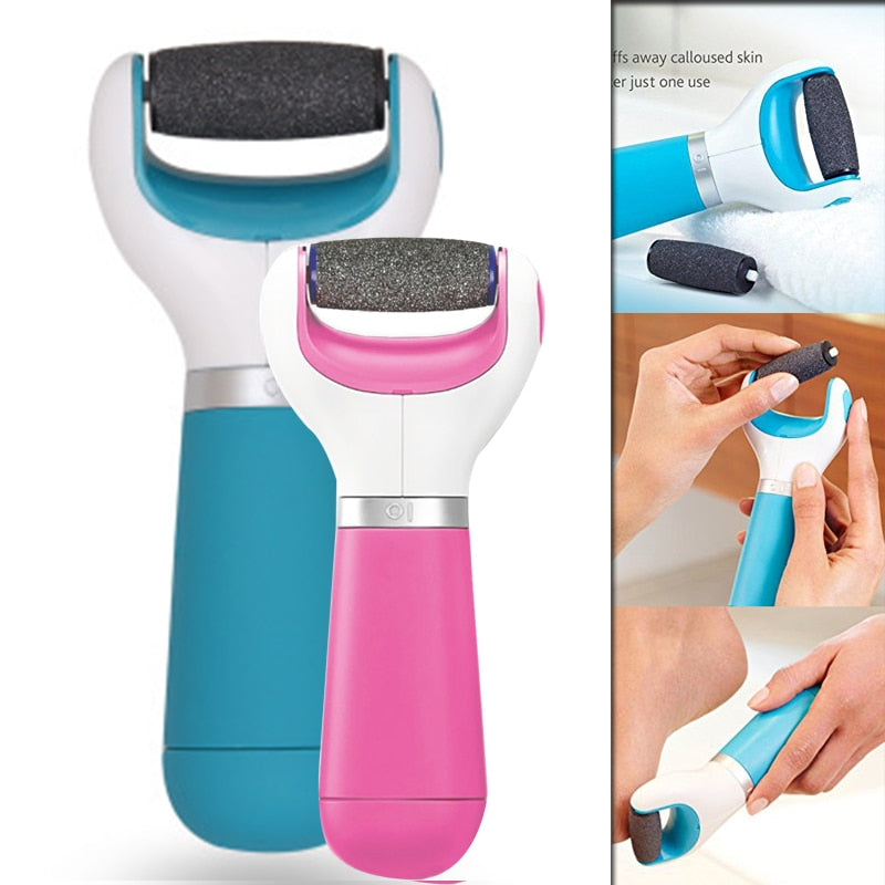 Electric Dry Skin and Callous Remover Pedicure Foot Tool