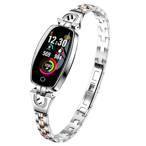 LeCouture™ Triton Women's Luxury Smart Watch - Waterproof, Sleep Monitor, Blood Pressure Monitor And Heart Rate Monitor
