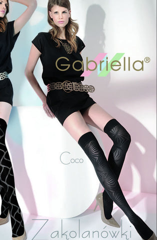 Gabriella Coco Knee Highs