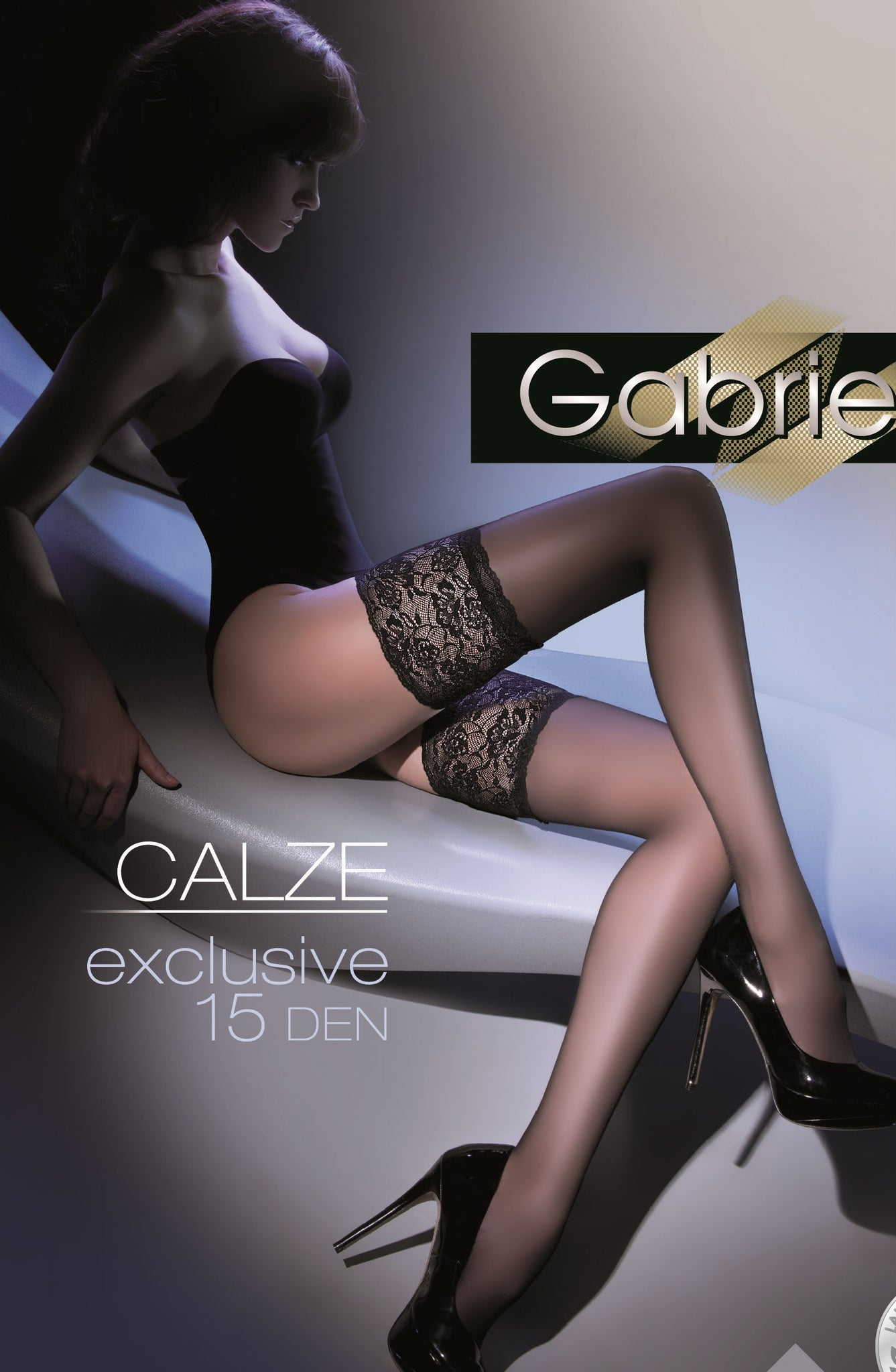 Gabriella Calze Exclusive Hold Ups