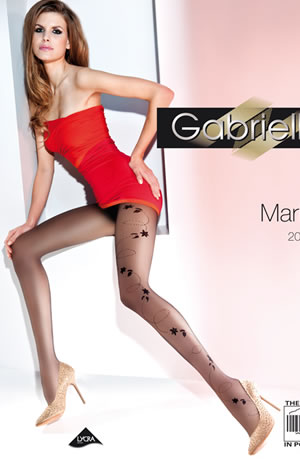 Gabriella Fantasia Marisa Tights