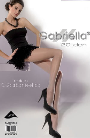 Gabriella Classic Miss Gabriella 20 Tights
