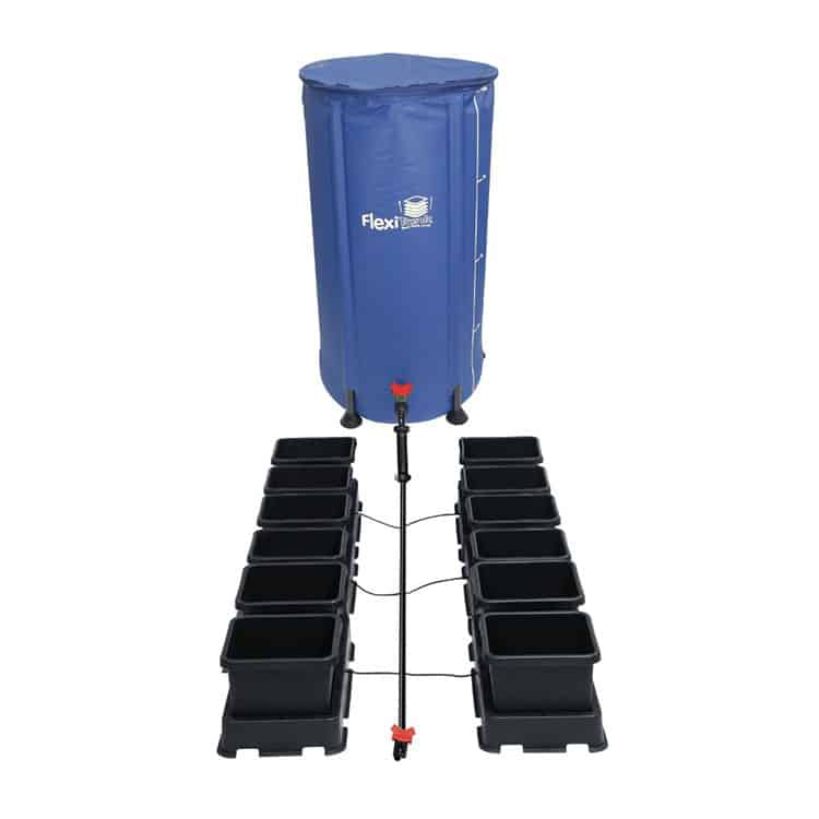 Trendygrower.com - Autopot USA Easy2Grow 12 pot plant watering system