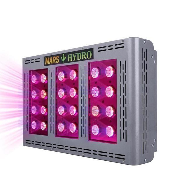 Trendygrower.com - Mars Hydro Mars Pro II Epistar 120 LED Grow Light Panel