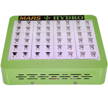 Load image into Gallery viewer, Trendygrower.com - Mars Hyrdro Mars Reflector 48 LED Grow Light Panel