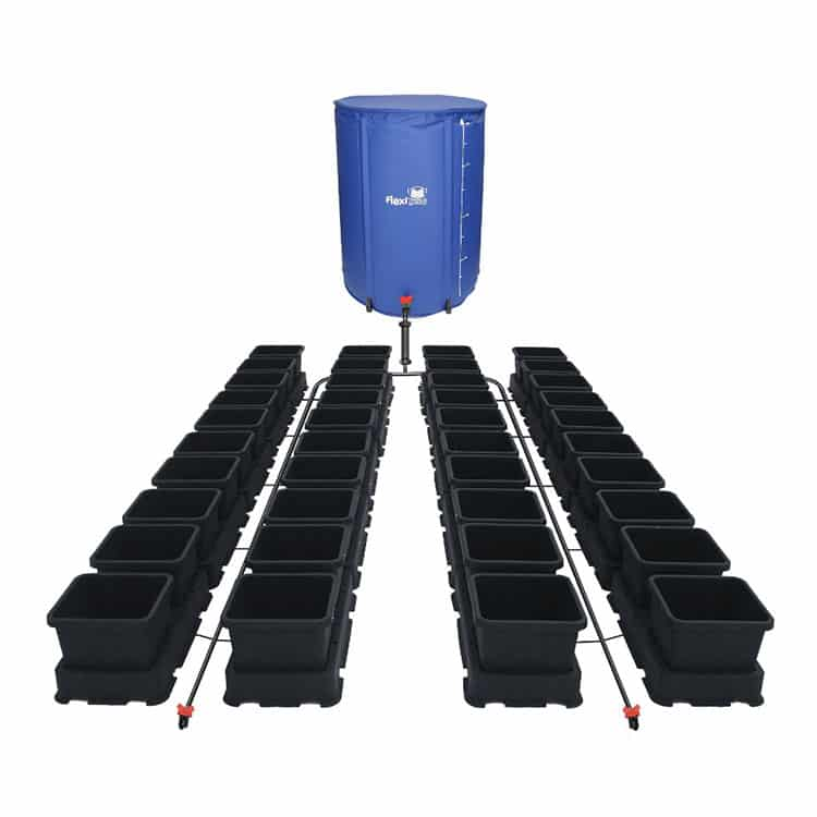 Trendygrower.com - Autoppot USA Easy2Grow 40 pot plant watering system