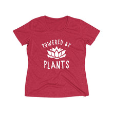 Load image into Gallery viewer, Powered by Plants - Women's T-Shirt