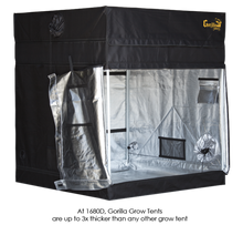 Load image into Gallery viewer, Trendygrower.com - Gorilla Grow Tent - 5'x5' SHORTY