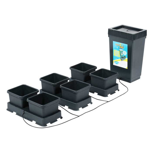 Trendygrower.com - Autopot USA Easy2Grow 6 pot plant watering system