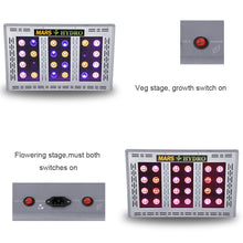 Load image into Gallery viewer, Trendygrower.com - Mars Hydro Mars Pro II Epistar 120 LED Grow Light Panel