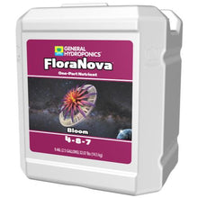 Load image into Gallery viewer, General Hydroponics - Flora Nova Bloom organic nutrients 2.5gal
