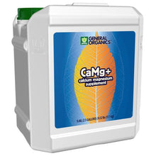 Load image into Gallery viewer, Trendygrower.com - General Organics - CAMG+ organic nutrients 2.5gal