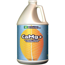 Load image into Gallery viewer, Trendygrower.com - General Organics - CAMG+ organic nutrients 1gal