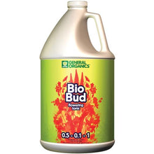 Load image into Gallery viewer, Trendygrower.com - General Organics - BioBud organic nutrients 1gal