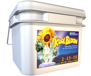 Trendygrower.com - General Hydroponics - Kool Bloom Powder 16lb