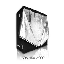 Load image into Gallery viewer, Indoor Grow Tent for Hydroponics Aquaponics Grow Light Enclosures