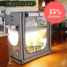 Load image into Gallery viewer, Highdrogro Dream Box - Indoor Grow Tent Kit (upto 6 plants)