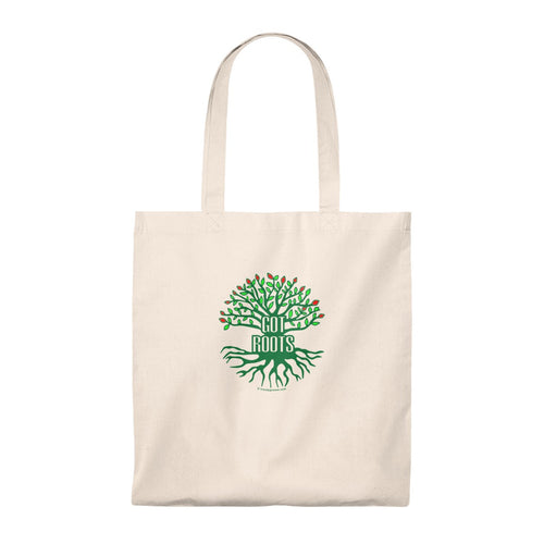 Got Roots Plant Lover Cotton Tote Bag