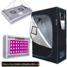 Load image into Gallery viewer, Trendygrower.com - Mars Hydro Grow Kit 2'X4' - Grow Tent + Mars Pro II Epistar 160