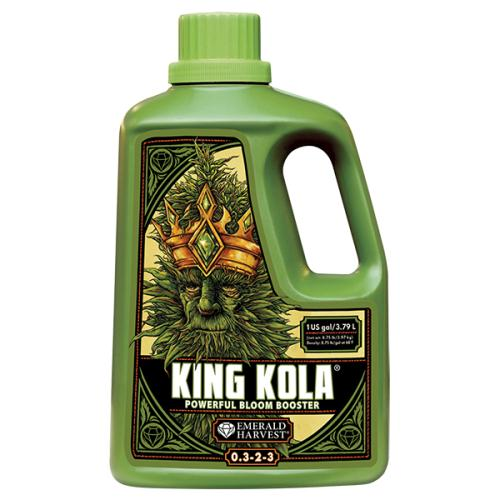 Trendygrower.com - Emerald Harvest - King Kola bloom booster nutrients