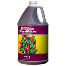 Load image into Gallery viewer, Trendygrower.com - General Hydroponics - Flora Micro organic nutrients 1gal