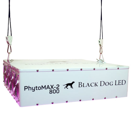 Trendygrower.com - Black Dog LED PhytoMAX-2 800 LED Grow Lights