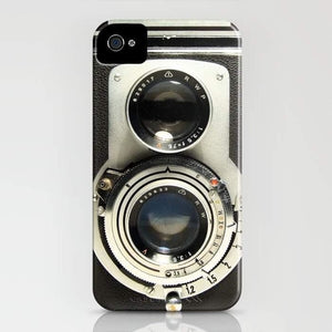 Vintage Camera Mobile Cover for Android and iPhone