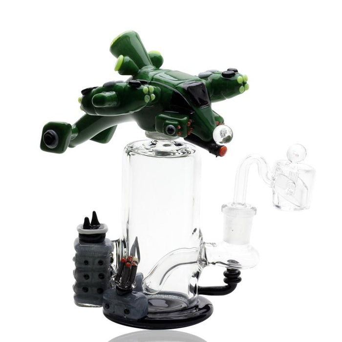 "Empire Glassworks ""Gun Ship"" Tiered Rig - Join Club Lifted"