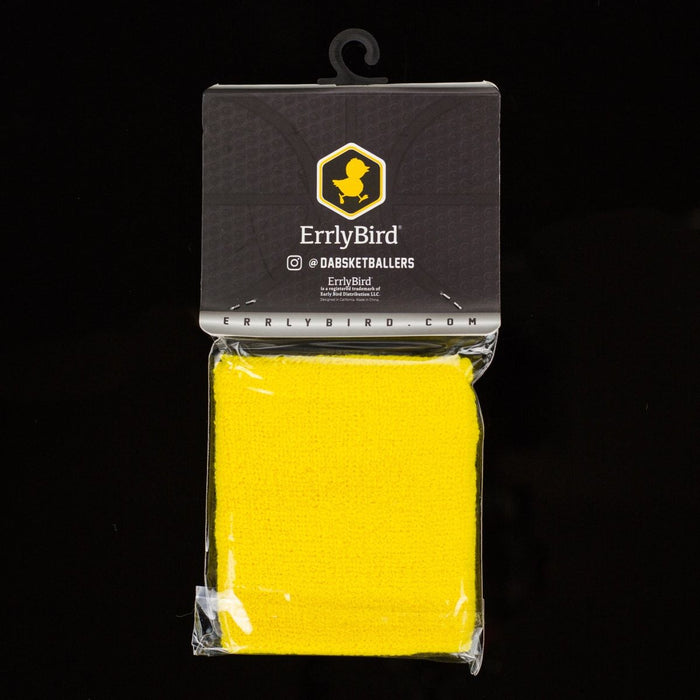 ErrlyBird Stash Pocket Wristband - Join Club Lifted