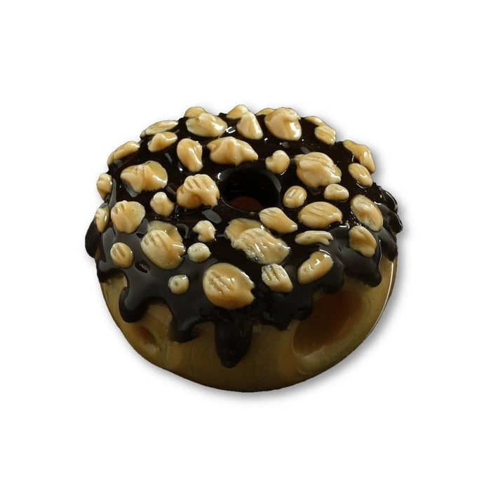 "Glassheads ""Chocolate Peanut Donut"" Chillum - Join Club Lifted"