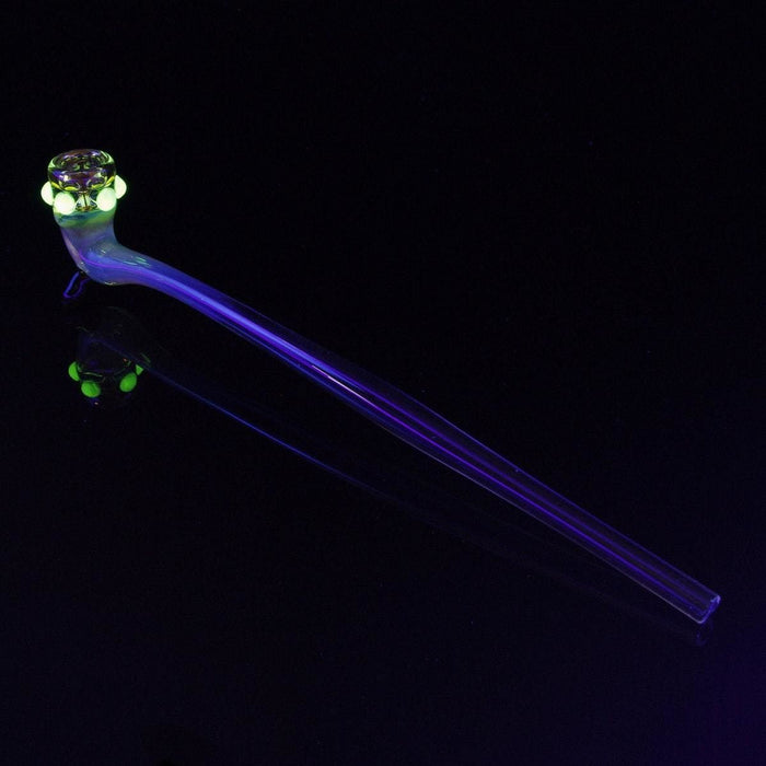 "Glassheads ""Flowbud"" Fumed Gandalf Handpipe - Join Club Lifted"