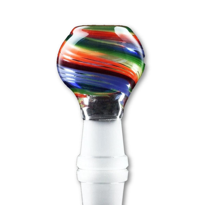 Rainbow Reversal Inside-Out Open Top Dome - Available in 10mm, 14mm, and 18mm - Join Club Lifted