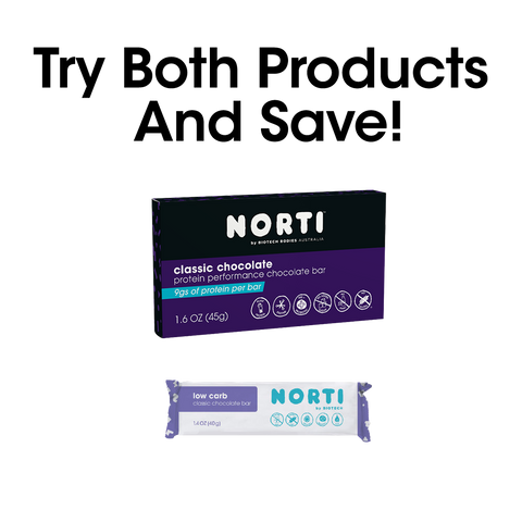 Try Norti Products & Save