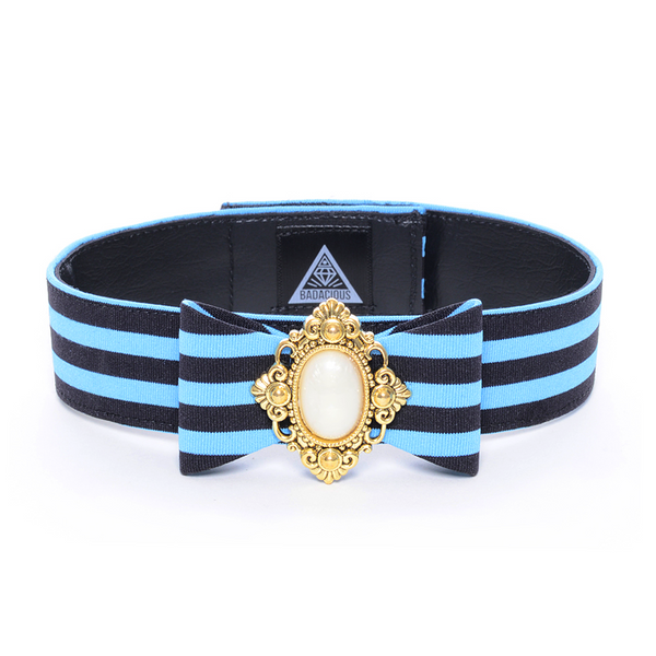 Blueberry Night Choker