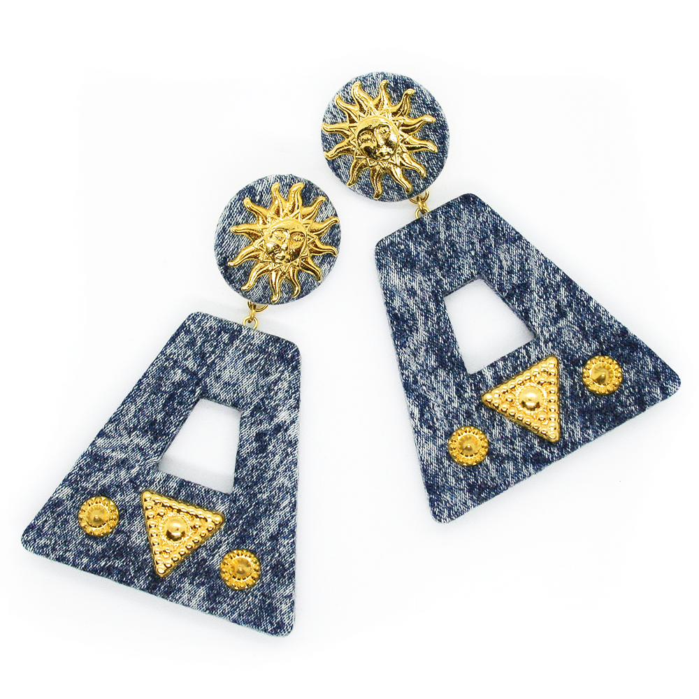 Door Knocker Earrings