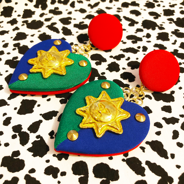 In Living Color Earrings
