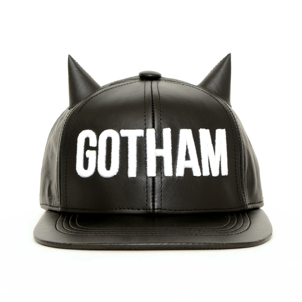 LEATHER GOTHAM